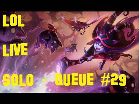 League of Legends: Live - Solo - Queue #29 (HonoLULU)