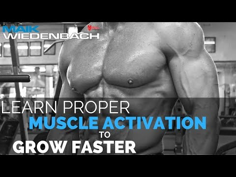 Stop Wasting Your Workout -Muscle Activation is The Key To Progress!