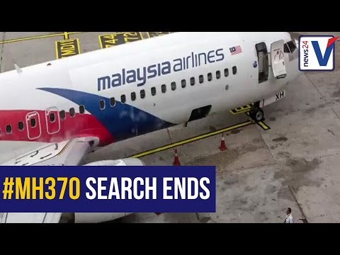 After almost three years the search for flight MH370 comes to an end