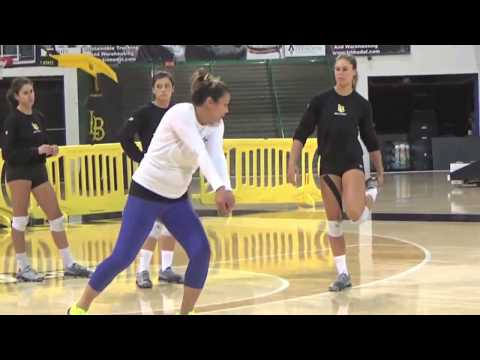 Long Beach State Women's Volleyball And Soccer
