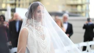 Aisha + Cameron Wedding