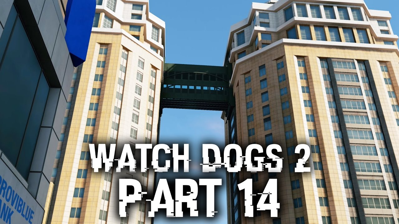 Watch Dogs  Fbi Building
