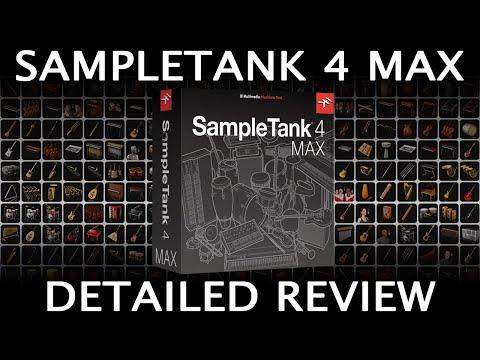 SampleTank 4 MAX Review [Detailed Version]