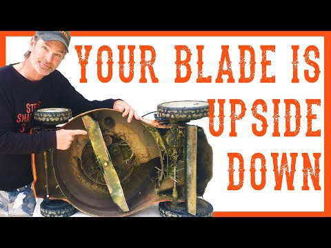 How Do I Install a Lawn Mower Blade Properly