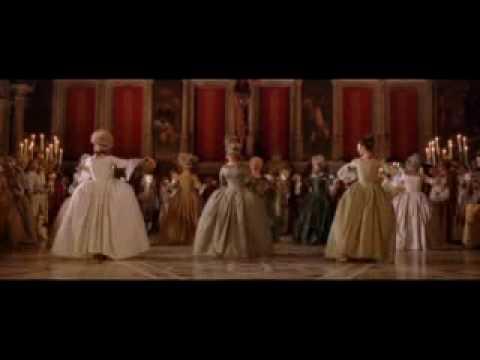 Period Drama Ballroom Dance||Sarabande