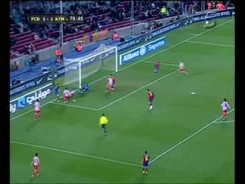 Andrés Iniesta - FC Barcelona Skills 2008/2009