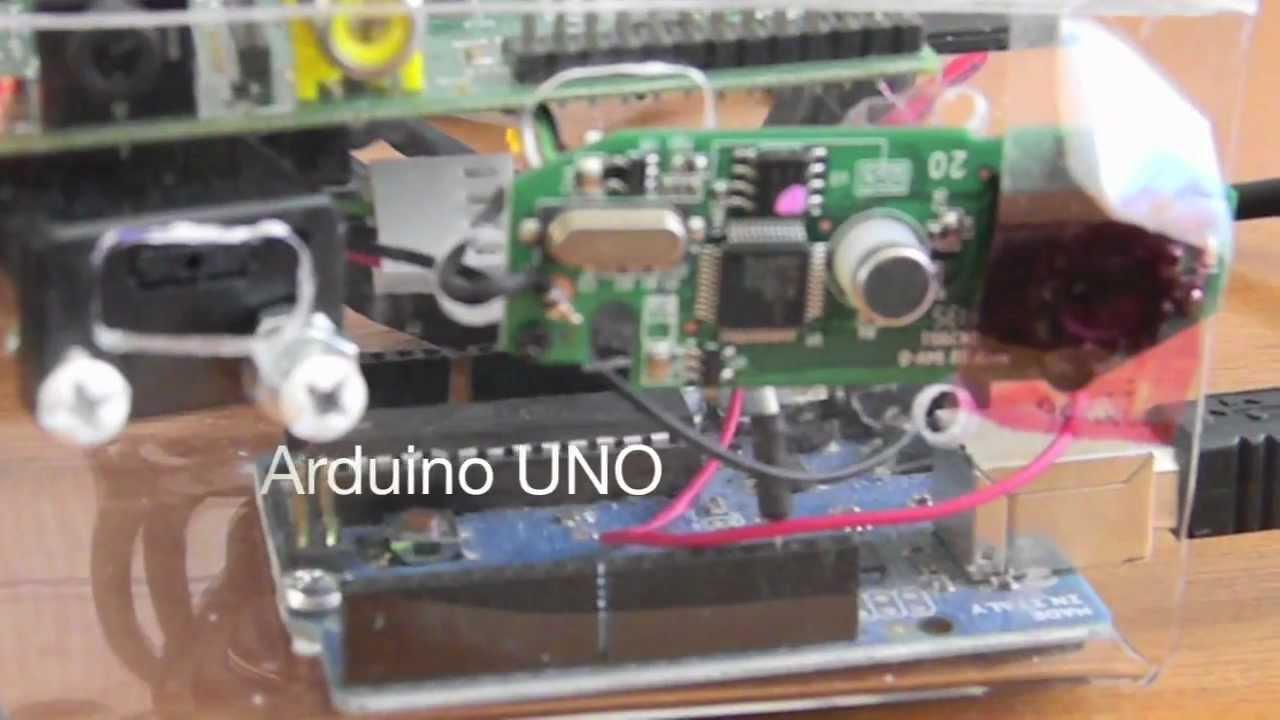 Laser range finder raspberry pi arduino and opencv doovi