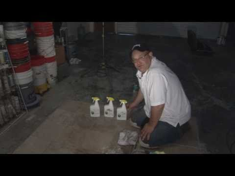 Better Bio Solutions - Problem Solved-Cleaning Travertine