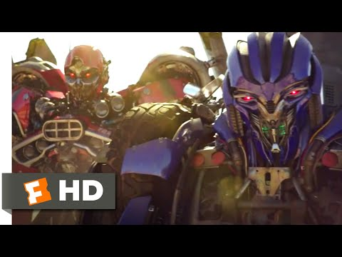 Bumblebee (2018) - Escaping the Decepticons Scene (7/10) | Movieclips