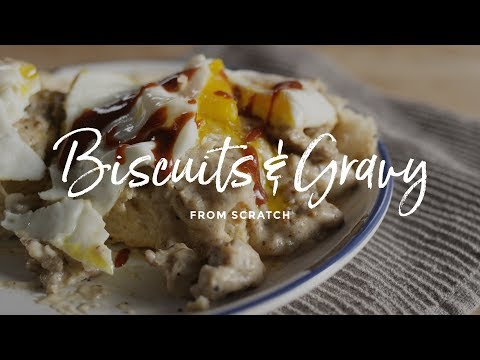 biscuits-&-gravy-|-how-to-make-breakfast-sausage