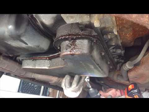 Ford Taurus 4th Gen 2000-2007 - Change Automatic Transmission Fluid
