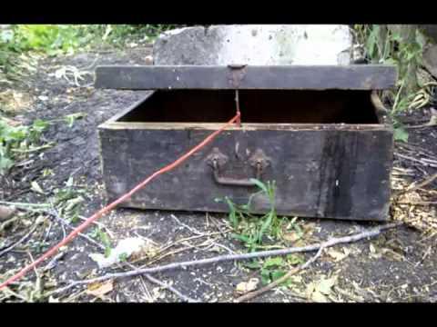 Как сделать пружины на капканы