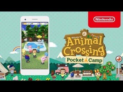 Download Animal Crossing Pocket Camp Apk