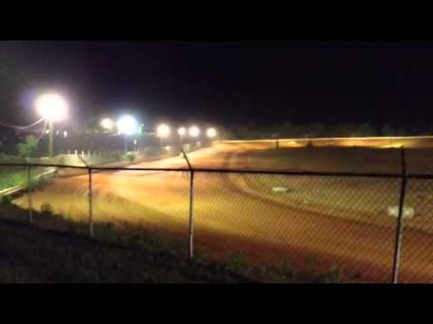 Cleveland county speedway 5/17/2013