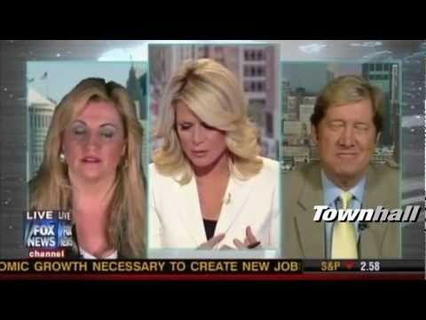 Liberal Talker High As A Kite On Fox News - YouTube