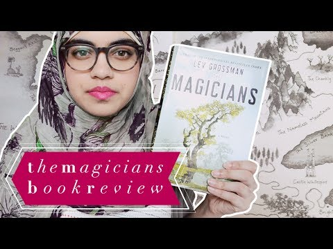 The Magicians by Lev Grossman | Book Review