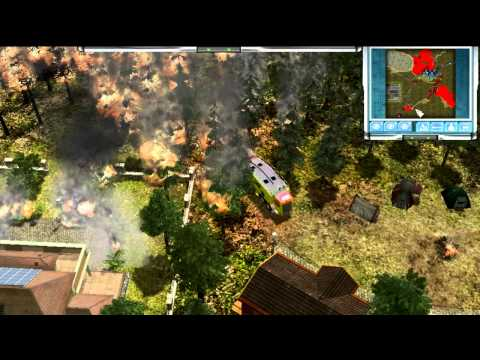 Lets Play: Emergency 4 (Los Angeles Mod) WildFire