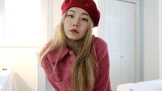 Fashion haul | 모자 스타일링 10가지 룩북…