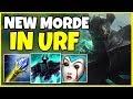 *URF IS BACK* REWORKED MORDEKAISER IN URF IS INSANE (80% CDR) - League of Legends