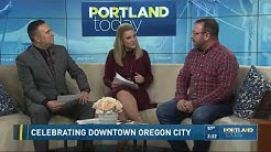 Celebrating downtown Oregon City