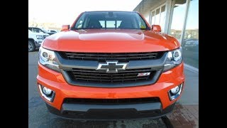 2019 Chevrolet Colorado Z71 Review