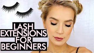 LASH EXTENSIONS: EVERYTHING YOU NEED TO KNOW
