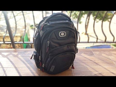 Cosa c'è nel mio zaino hitech | what's in my tech bag - Zaino Ogio Renegade RSS