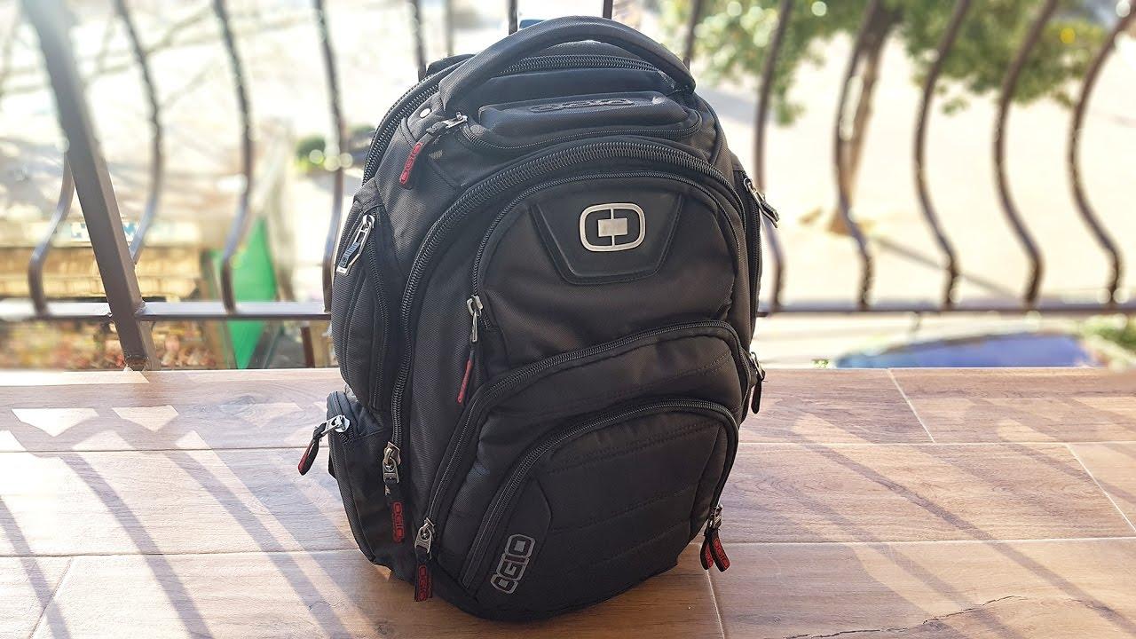ottenere a buon mercato a5338 6696c Cosa c'è nel mio zaino hitech | what's in my tech bag - Zaino Ogio Renegade  RSS