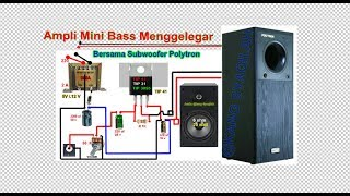 Download Video Ampli Mini Bass Menggelegar MP3 3GP MP4