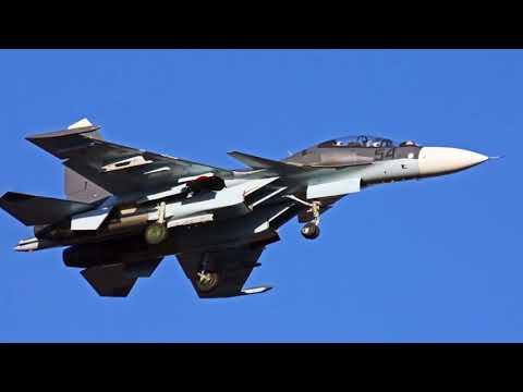 Сбит очередной российский самолёт в Сирии