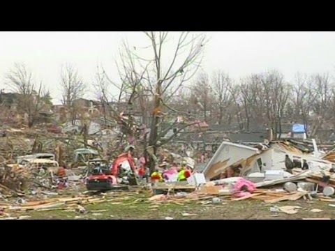 "FEMA says ""no"" to Illinois after tornado"