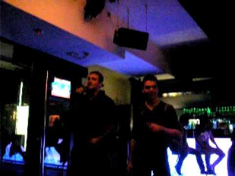 Ander y Mikel Karaoke