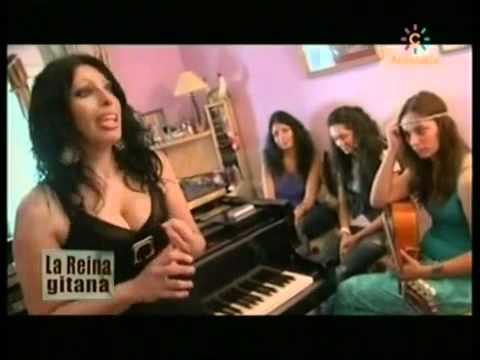 Rosario Montoya performance on TV Canal Sur