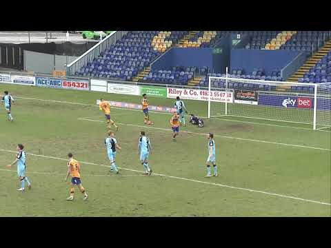 Mansfield Cambridge Utd Goals And Highlights