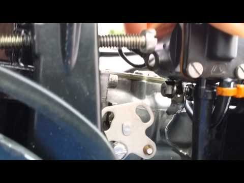 1989 90hp Johnson primer solenoid problem  Please HELP  - YouTube