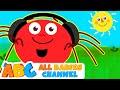 Incy Wincy Spider | Itsy Bitsy Spider | Nursery Rhymes | Popular Nursery Rhymes