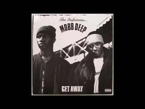 Mobb Deep - Get Away (Instrumental)