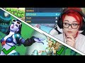 OVERWATCH SKIN CONTEST BUT MY GIRLFRIEND IS THE JUDGE!?