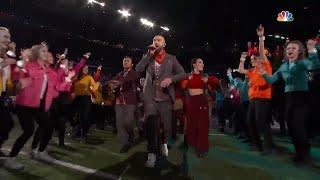 Justin Timberlake's FULL Pepsi Super Bowl LII Halftime Show! | NFL