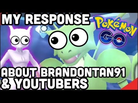 MY RESPONSE TO THE SUSPENSION IN POKEMON GO | ICE BEAM MEWTWO & SKY ATTACK MOLTRES VS SCYTHER RAID thumbnail