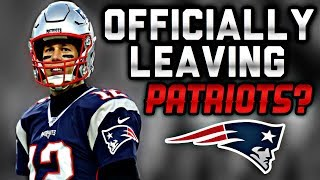 Patriots tom brady cleaned out suite at gillette stadium and sells his boston home