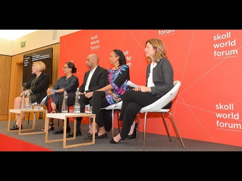 Dismantling Invisible Barriers to Capital | SkollWF 2018