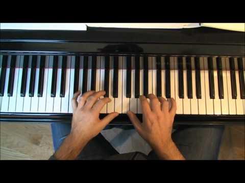 Lezioni di Piano Jazz - Introduzione e Cadenze - Video Lezione n. 1
