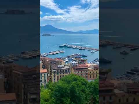 Beautiful Naples, Italy