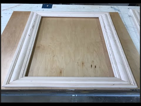 Making Custom Mirror Frames