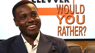 Would You Rather with Terminator Genisys Dayo Okeniyi