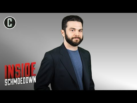What Samm Levine Regrets Most in His Schmoedown Career  Inside Schmoedown