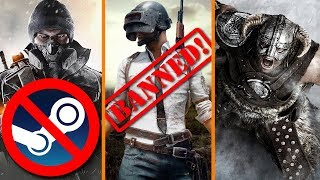 Division 2 Not Coming to Steam + 30k PUBG Players Banned + Skyrim Composer Gives OK To Modders