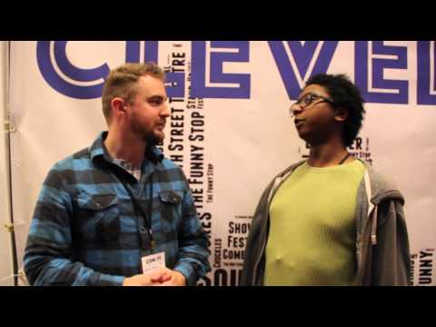 Steve Guy Interviews Contest Finalist Sam Ike