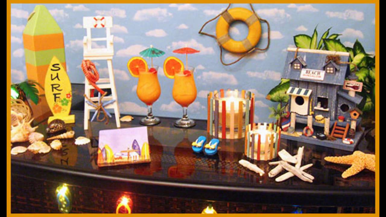 ocean theme party themed decorating ideas youtube - Party Decorating Ideas For Adults